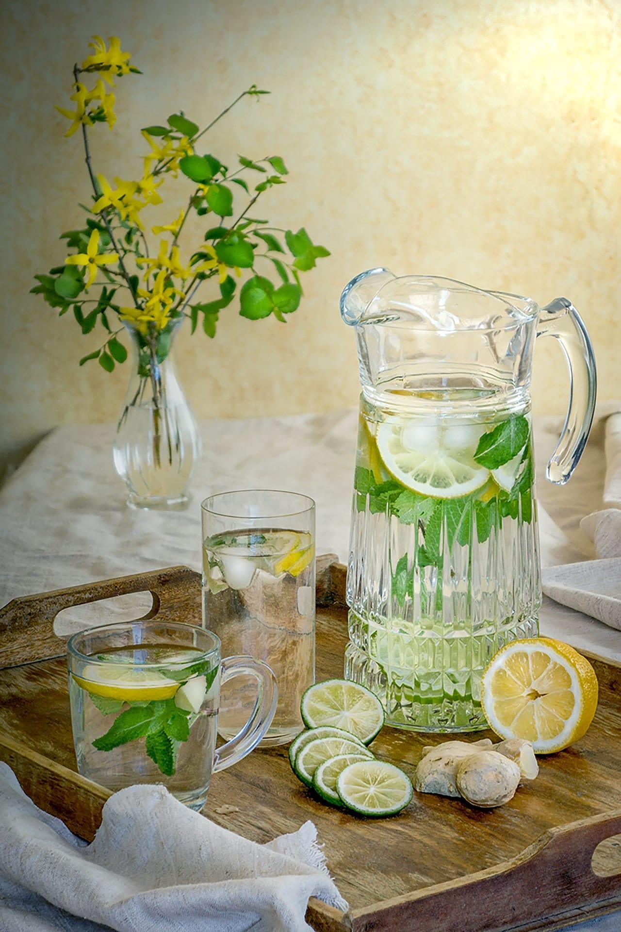agua-con-limón