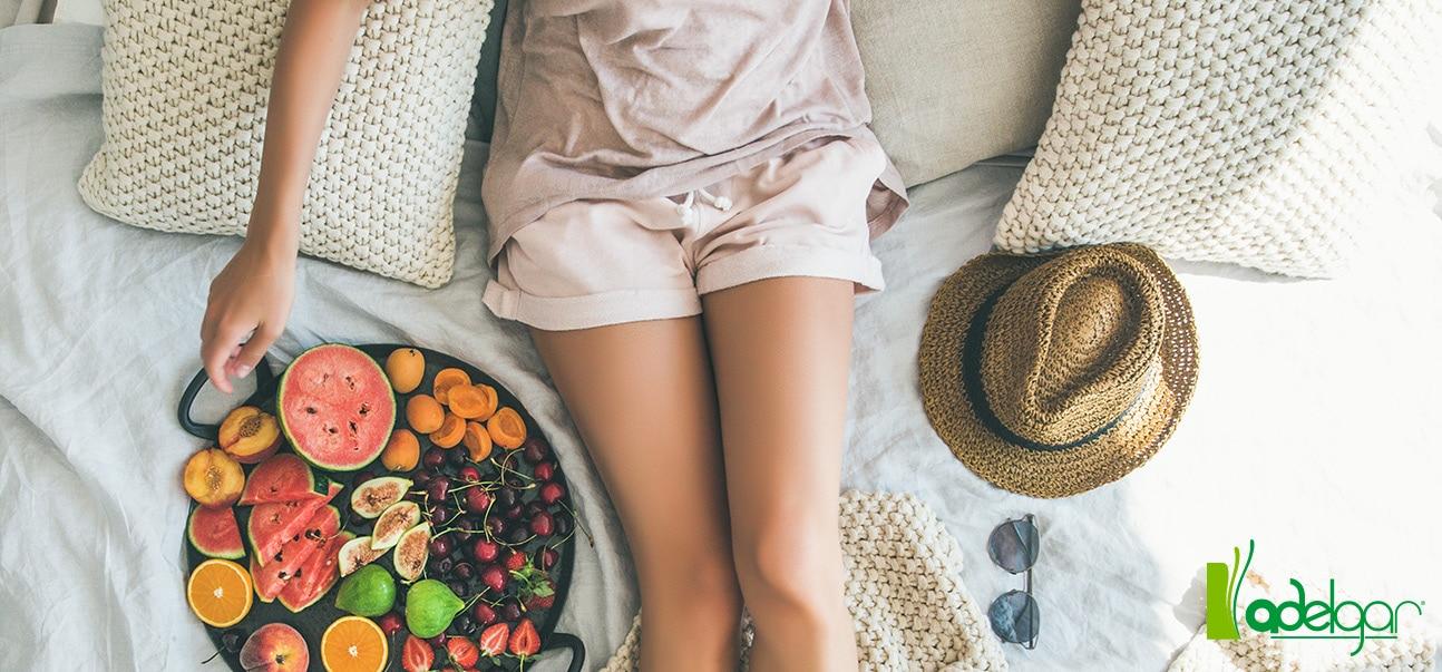 Perder peso en verano