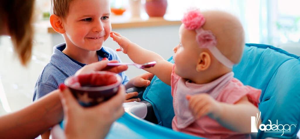 Enseña a tus hijos una alimentación consciente en 5 pasos