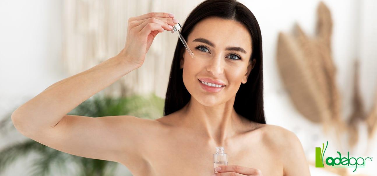 Beneficios de las vitaminas faciales en primavera
