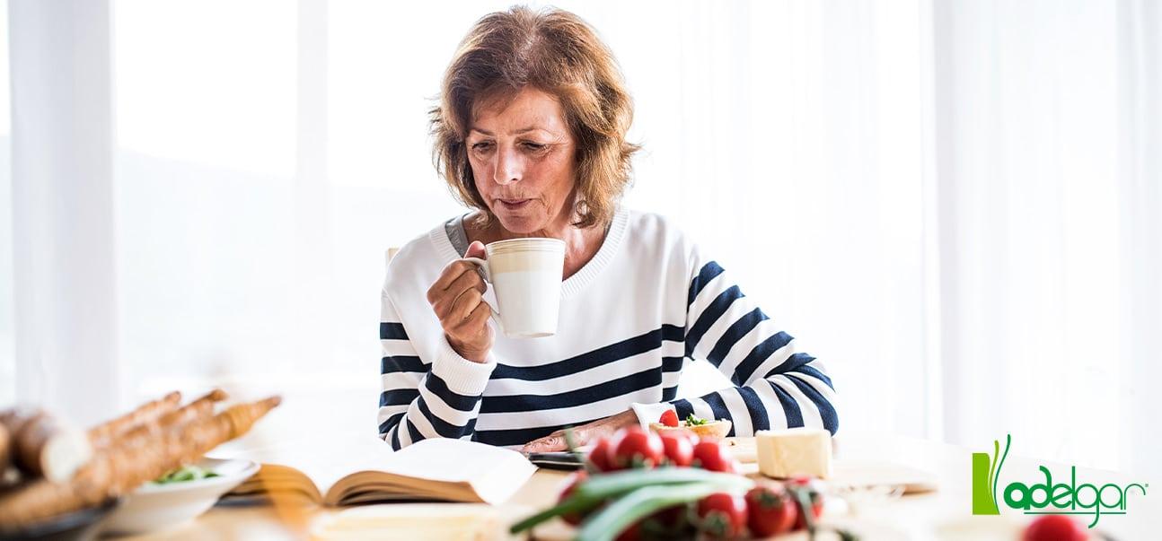 menopausia y alimentacion
