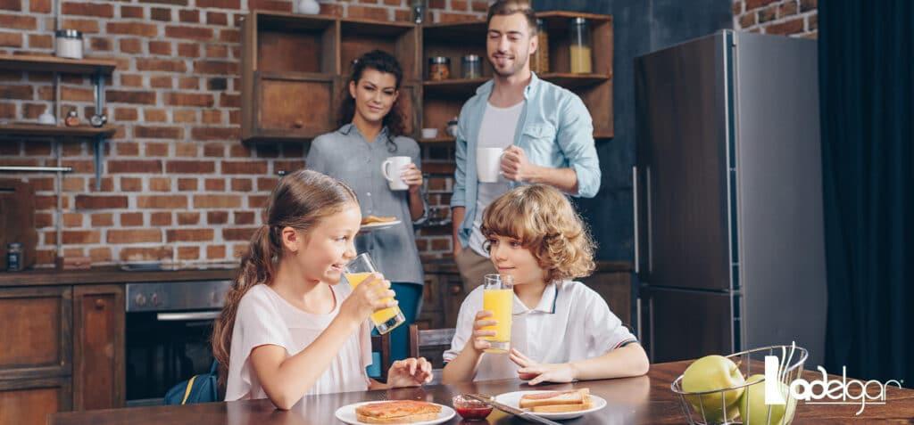 Mantener a mis hijos saludables: 5 pautas para superpadres